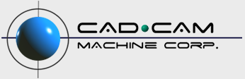 Cad Cam Machine Corporation – Plainville CT Logo