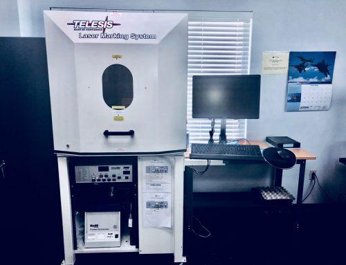 Telesis Laser Marking Machine